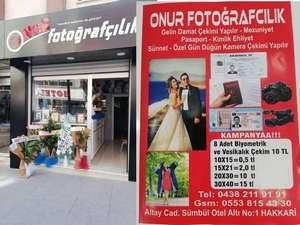 Onur Dijital Fotoğrafçılıkta süper kampanya