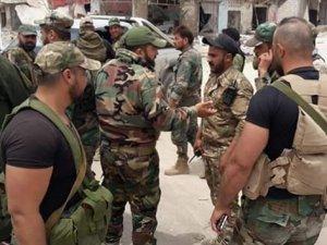 Esad rejimi İdlib'e girmeye başladı