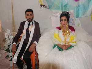 Seven çiftine görkemli düğün töreni