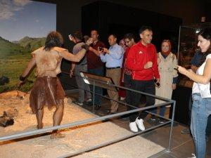 Urartu Müzesi'ne ilgi artıyor...