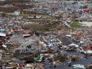 Bahamalar'da ölü sayısı 43'e yükseldi