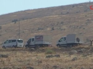 Göçmenleri taşıyan askeri araç devrildi: 6 ölü, 27 yaralı
