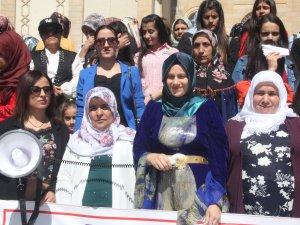 STK kadın temsilcilerinden Diyarbakır'daki annelere destek