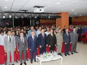Hakkari'de 2019-2020 akademik yılı açılış töreni