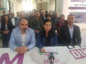 Hakkari HDP'den 'Operasyon' açıklaması