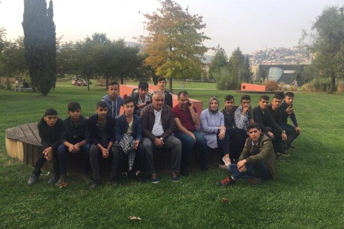 Hakkarili öğrenciler Kocaeli gezisinde