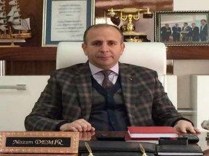 CHP İl Başkanı Demir'den 10 Kasım mesajı