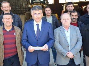 Türk-İş Hakkari Şubesi vergi düzenlemesiyle ilgili açıklama