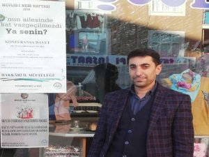 """Hakkari'de """"Mevlid-i Nebi Haftası"""" etkinlikleri"""