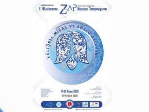 2. Uluslararası Zap Havzası Sempozyumu düzenleniyor