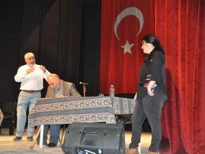 Engellilerden tiyatro gösterisi