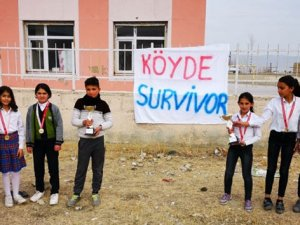 Köyde Survivor' yarışması