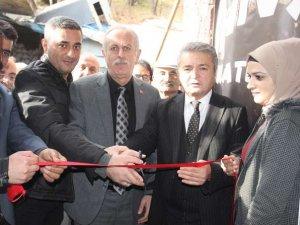 Hakkari Hiva Kahvesi hizmete açıldı