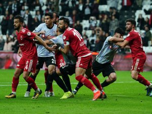 Beşiktaş 24 Erzincan kaç kaç bitti?