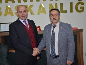 CHP Merkez ilçe kongresi yapıldı