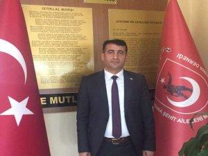 Başkan Adıyaman'dan 19 Eylül Gaziler Günü Mesajı