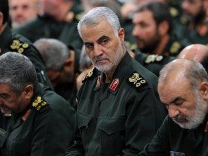 General Süleymani Bağdat'ta öldürüldü
