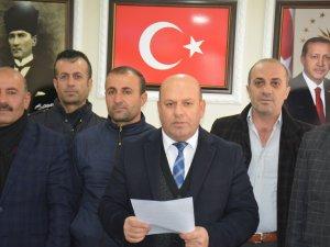 Genel Başkan Er'den Libya teskeresine destek