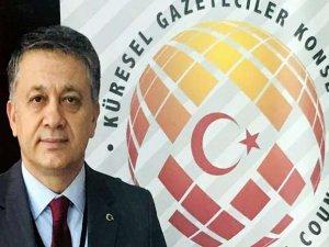 KGK Genel Başkanı Dim'den gazeteciler günü mesajı