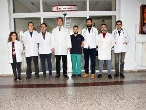 Hakkari'ye yeni doktorlar atandı