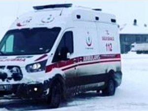 Ambulansla drift atan sürücü açığa alındı