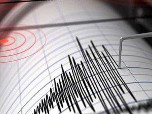 Yüksekova'da 4.8 şiddetinde deprem...