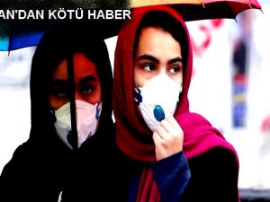 İran'da korona virüsü yayılıyor!