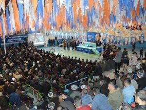 Ak Parti Yüksekova ilçe kongresi ertelendi