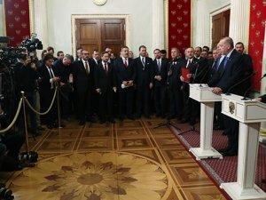 Moskova'da İdlib için ateşkes anlaşması sağlandı