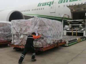 Çin'den Irak'a korona virüs yardımı