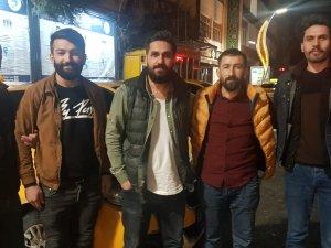 Hakkarimi taksicilerden sağlık çalışanlarına destek