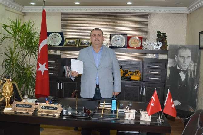 İşadamı Karahanlı, 100 bin TL bağışta bulundu
