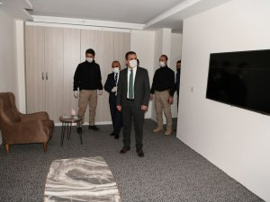5 yıldız otel konforunda öğretmen evi