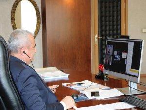 MEB Genel Müdürü, MEM yöneticileri ile buluştu