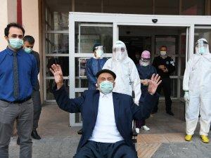 81 yaşındaki aşiret lideri Adıyaman virüsü yendi