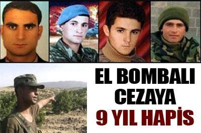 EL BOMBALI CEZAYA 9 YIL