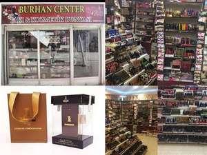 Burhan Center Kozmetik Dünya'sından bayram indirimi