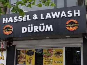 HASSEL & LAWASH DÜRÜM açık