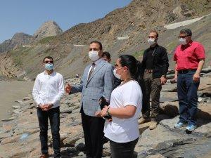 Cilo Sat Dağlarını turizme açılacak