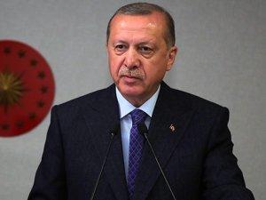 Cumhurbaşkanı Erdoğan'dan Doğu Akdeniz mesajı:
