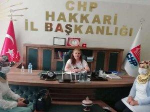 CHP'li Çakırbeyli kadın şiddetini kınadı