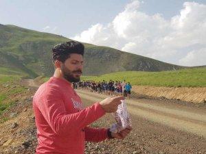 """Hakkari'de """"Atik Spor Akademisi"""" kursları başladı"""