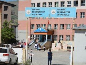 Hakkari'de 7 bin 776 öğrenci LGS'ye girdi