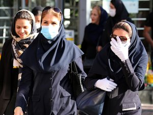 İran'da ölü sayısı: 10 bin 508'e yükseldi