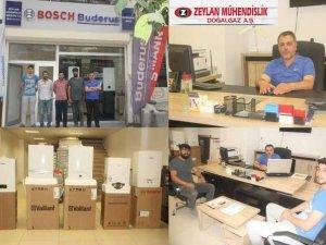 Zeylan doğalgaz şubesi Hakkari'de açıldı