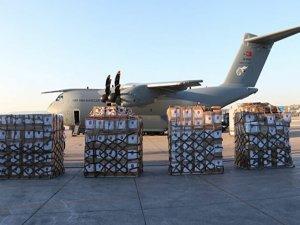 Türkiye'den Irak'a ikinci tıbbi yardım paketi