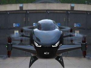 İlk yerli uçan araba
