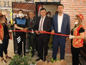 """Hakkari'de """"Osmanl Cafe"""" hizmete açıldı"""