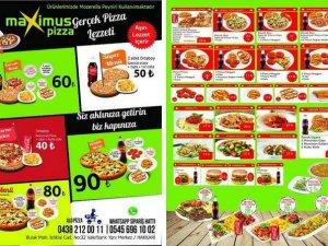 Maximus Pizza  Bayram Boyunca Açık!