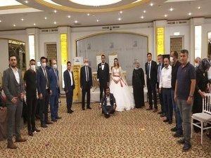 Aksaray'da aşiret düğünü